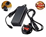 neri 42V 2A UK Plug AC Adapter Chargeur pour Hoverboard 2Roues Scooter électrique Auto-équilibrage Monocycle Drifting Board