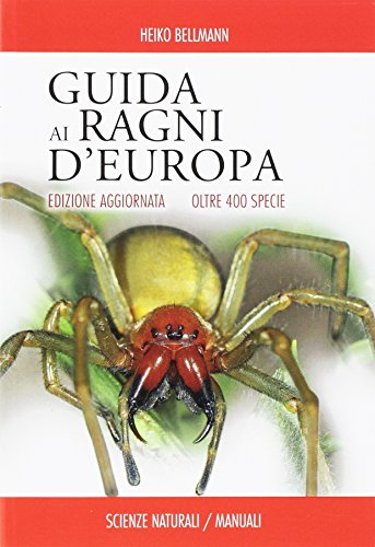 Guida ai ragni d'Europa