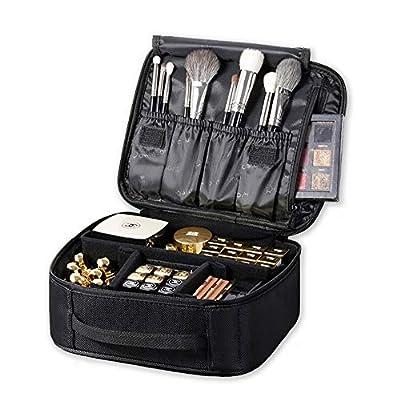 ROWNYEON Portable Velcro Travel makeup bag / Makeup Case