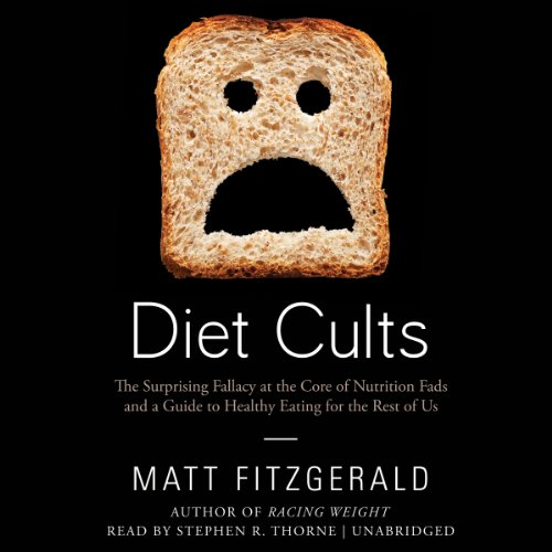 Diet Cults audiobook cover art