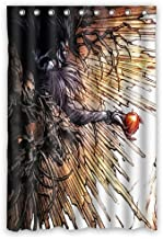 Best death note curtain Reviews