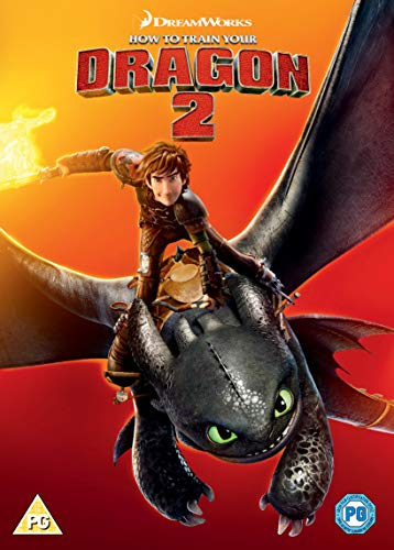 How To Train Your Dragon 2 (DVD) [2018]
