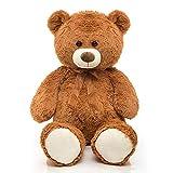 CYBIL HOME MorisMos Giant Teddy Bear Soft Plush Bear Stuffed Animal for Girlfriend