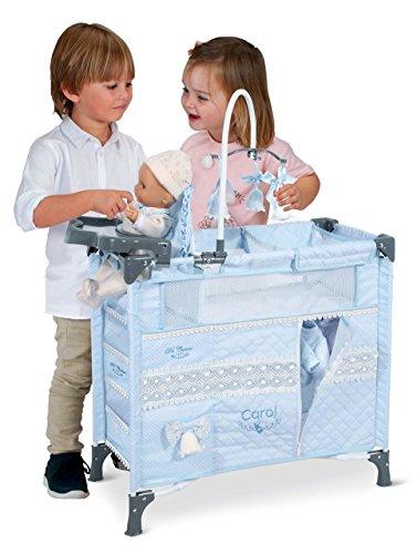 Decuevas Toys - Armario cambiador carol plegable, multicolor (53022)