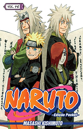 Naruto Pocket - Volume 48