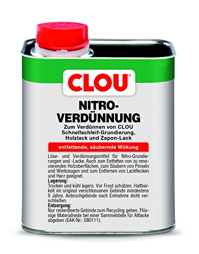 Nitro-Verdünnung V2 0,750 L