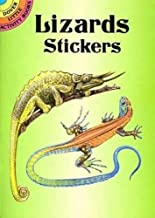 Lizards Stickers (Dover Little Activity Books Stickers)