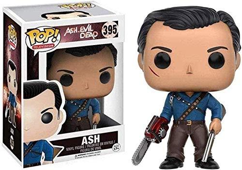 yumeng Pop: Ash VS Evil Dead - Vinilo Coleccionable de Ash Chibi