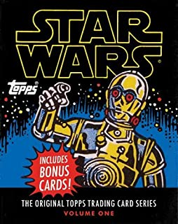 Star Wars: The Original Topps Trading Card Series, Volume One (Topps Star Wars)