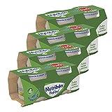 Nutribén Potitos Introducción a Las Judías Verdes Y Patatas Desde Los 4 Meses, 3 Bipacks (6 X 120 Gr.)