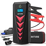 Best Portable Car Battery Chargers - BUTURE Portable Car Jump Starter Kit, 2000A Peak Review