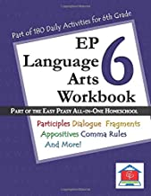 EP Language Arts 6 Workbook: Part of the Easy Peasy All-in-One Homeschool PDF