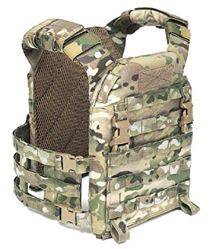 Warrior Recon Plate Carrier Multicam, L, Multicam