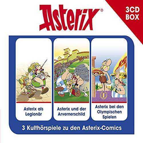 Asterix - 3-CD Hörspielbox Vol. 4