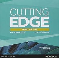 Cutting Edge Pre-intermediate (3E) Class CD (2)