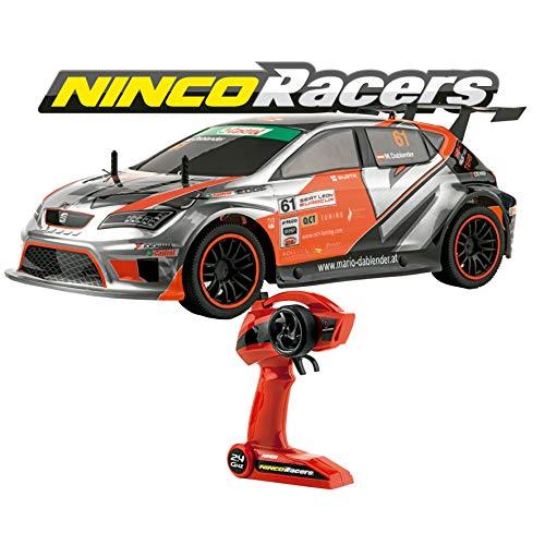 Ninco NH93100 NincoRacers-Seat Leon Eurocup Coche Teledirigido, color multicolor