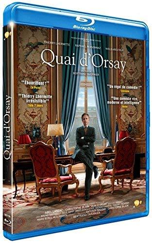 Quai d'Orsay [Blu-ray] [FR Import]