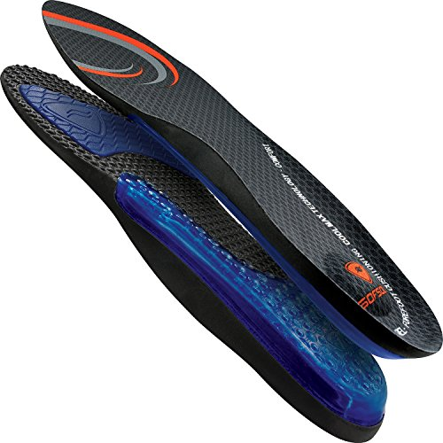 ソフソール(SOFSOLE) インソール エアープラス エアー構造 衝撃吸収強化 取替タイプ 男女兼用 XLサイズ(靴サイズ 27.5~29cm) スポーツ全般 日常生活 17127