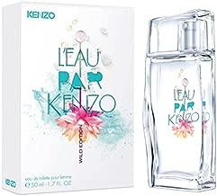 L'eau Par Kenzo Wild Edition Pour Femme by Kenzo 1.7 oz Eau de Toilette Spray