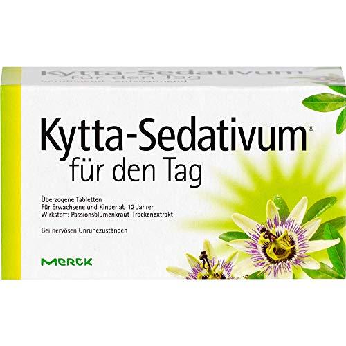 Kytta-Sedativum für den Tag überzogene Tabletten, 60 St. Tabletten