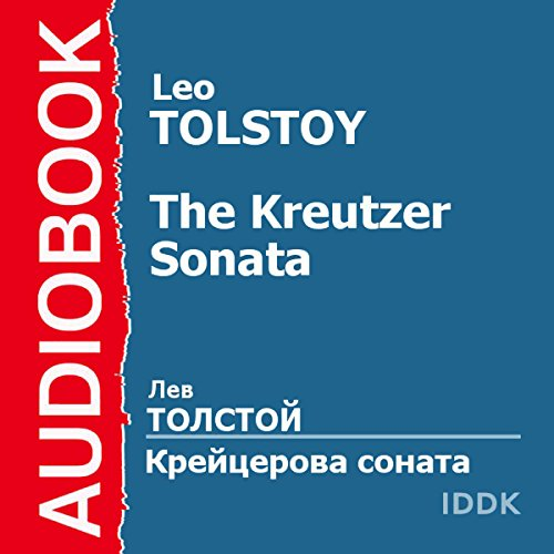 The Kreutzer Sonata [Russian Edition] Titelbild