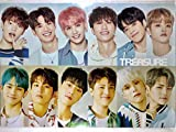 TradePlace TREASURE トレジャー グッズ / A3 ポスター 12枚 ステッカー シール 1枚セット - A3 Size Poster 12sheets Sticker 1sheet 韓流 K-POP 韓国製