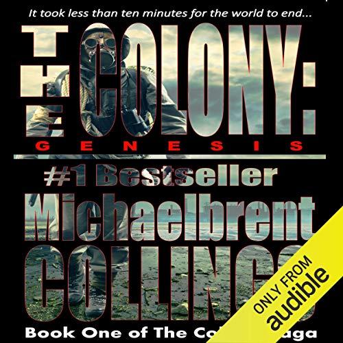 Couverture de The Colony: Genesis