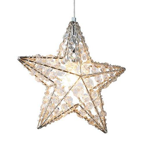 スター 1灯 ペンダントライト STAR 1 BULB PENDANT [ E17/60W ]