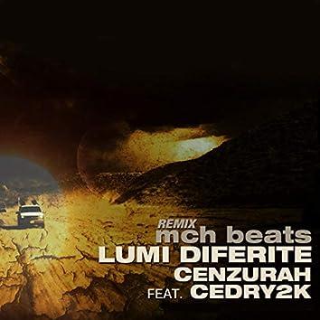 Lumi Diferite Remix (feat. Cedry2k)