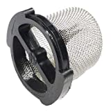 Zodiac 6-504-00 Universal Wall Fitting and Quick Disconnect Filter Screen for Zodiac Polaris
