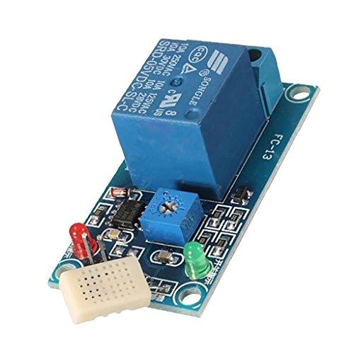 Luftfeuchtigkeitsschalter Relaismodul Schalter