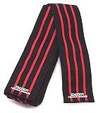 Inzer Knee Wraps - Iron Wraps Z - Powerlifting Weightlifting Wraps (Pair) (2.0m)