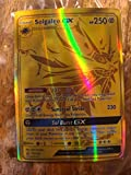 Solgaleo GX - 173/156 - Secret Rare - Sun & Moon: Ultra Prism