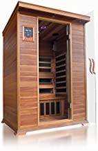SunRay Sierra 2 Person Infrared Sauna