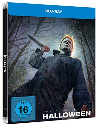 Halloween - Limited Steelbook - Blu-ray