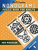 Nonograms Puzzle Book For Adults: Volume 1   100 Puzzles - 8.5' x 11'
