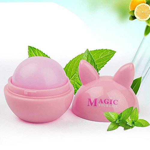 Momoxi Bunte wasserdichte langanhaltende befeuchten Lippenstift-Lipgloss-Frucht-Geruch