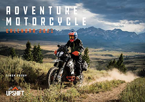 Adventure Motorcycle Calendar 2021