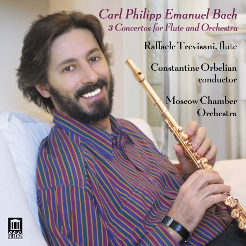 3 Concertos for Flute & Orchestra