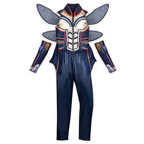 Marvel Wasp Costume for Kids – Ant-Man Size 4 Multi