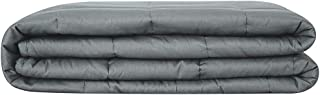 Excellentall Weighted Blanket for Deeper Sleep (5lbs, Twin Size, 36