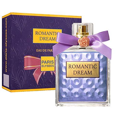 Eau de Parfum Romantic Dream, Paris Elysees, 100 ml
