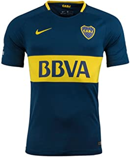 Authentic Nike Stadium Home Jersey Boca Juniors 2017/2018 Season
