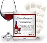 So2Go - Wine Sensitivity Wine Sulfite Purifiers - Sulfite Filter Ingredients Prevention Purifier Wine Filters Stops Red Wine Headaches