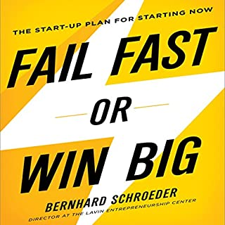 Fail Fast or Win Big cover art