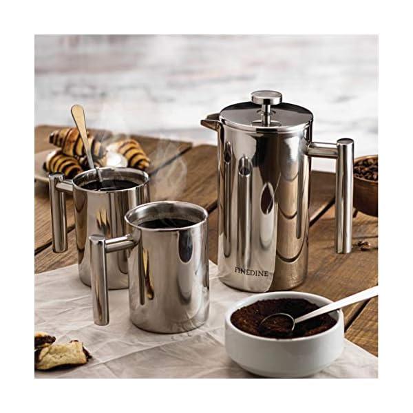 French Press Coffee Maker - 5 Piece