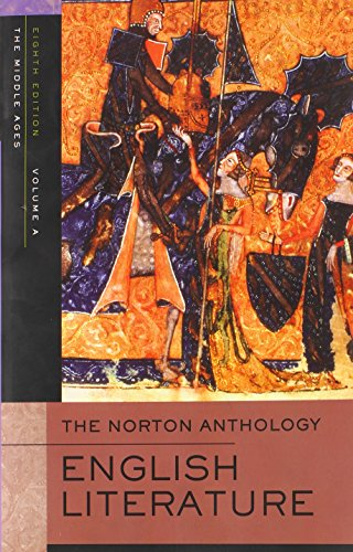The Norton Anthology of English Literature Vol. A, B, and...