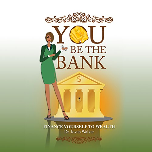 You Be the Bank audiobook cover art