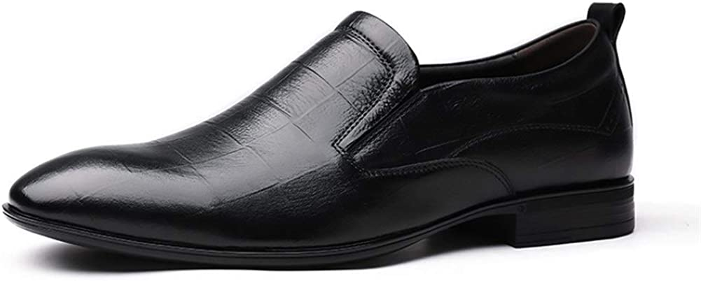 Battle Men Indoor Loafers for Office Shoes Leat on Slip Today's only Beauty products Faux