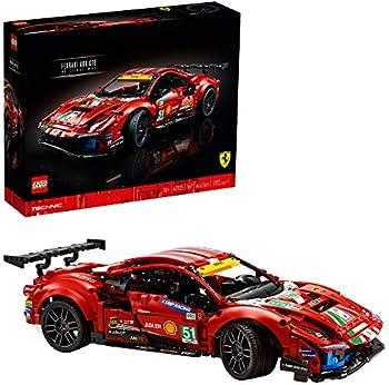 Lego Technic Ferrari 488 GTE 42125 Racing Car Building Kit